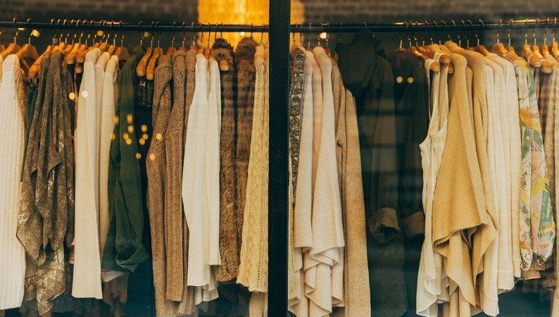 Маркировка одежды и обуви в магазинах